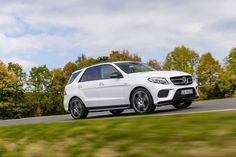 Introducing the Mercedes-Benz GLE 450 AMG the third vehicle to debut in the new AMG sports model line. With superior power and eye-catching characteristics this power SUV enters the AMG performance world with impressive agility and sportiness. The immediate and direct implementation of all driving commands combined with the powerful yet not overpowering sound of the sports exhaust system create a highly emotive and appealing driving feel. #MercedesAMG #Mercedes #AMG #MercedesBenz #Benz…