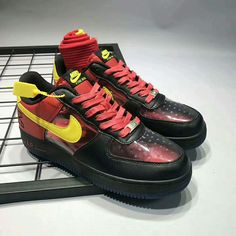 Nike Air Force One // Urban Jungle Gym shoes Pinterest Jungle