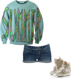 summmeeerr, created by lackey-lack on Polyvore