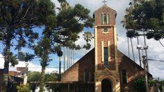 Parroquia de la Santa Cruz, Tacuarembo, Uruguay