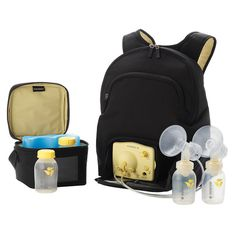 Pump In Style®Advanced Breast Pump with Backpack Model #ITEM # W-MLA57062  Medela Pump In Style Advanced Breast Pump from PRO2Medical.com is a daily use, double