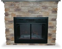 Uniflame INDOOR ELECTRIC FIREPLACE W/ STACKED STONE SURROUND Uniflame http://www.amazon.com/dp/B000WGE1KC/ref=cm_sw_r_pi_dp_5Up5ub1M935NQ