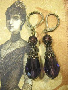 Lady Sybil  Downton Abbey Jewelry  Edwardian by BohemeBijou, $17.00
