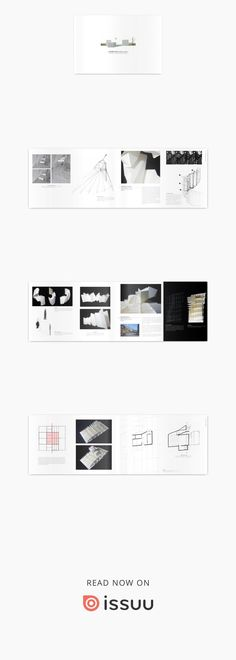 M.Arch I Application Portfolio