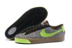 new style 9de49 b68c7 Nike Blazer low FEMME Marron NBLF14