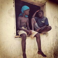 Amigos en Haiti