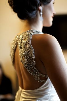 love this #DBBridalstyle