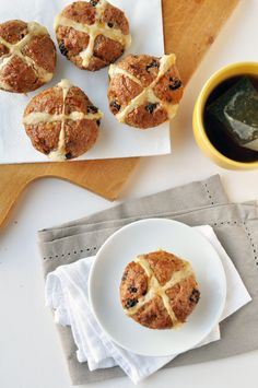 Hot Cross Buns...gluten free! — Including Cake