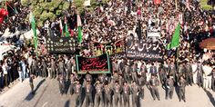 #Chehlum of #Karbala martyrs being observed today