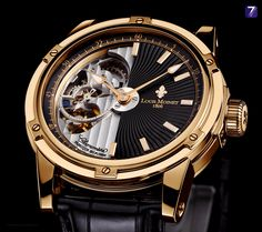 Louis Moinet – MECANOGRAPH Chronometer Limited Edition Mecanograph wins 3rd place in 2013 International Chronometry Competition