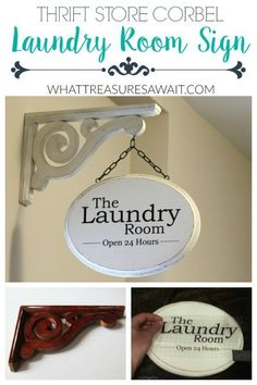 Best 20 Laundry Room Makeovers - Organization and Home Decor Laundry room decor Small laundry room organization Laundry closet ideas Laundry room storage Stackable washer dryer laundry room Small laundry room makeover A Budget Sink Load Clothes Laundry Room Remodel, Laundry Room Signs, Laundry Room Organization, Laundry Decor, Basement Laundry, Laundry Storage, Small Laundry Closet, Bathroom Door Sign, Laundry Room Doors