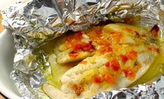 Receta FÁCIL de filetes de pescado horneados para que comas saludable sin aumentar de peso | ¿Qué Más?