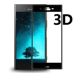 For Sony Xperia XZ1 G8341 G8342 3D Curved full Cover tempered Glass Screen Protector film for. Click visit to buy