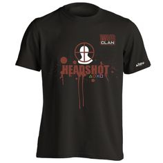 T-shirt IL2W WoR Clan Callof Duty