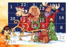 Я решила немного развить и расширить тему, рассказать, как лучше сделать адвент-календарь, украсить его и предложить на радость детям.