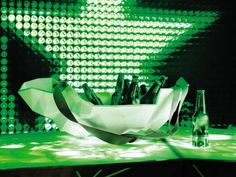 The Heineken Pop-Up Nightclub Makes Waves at the Salone Del Mobile #drinking #experiences trendhunter.com