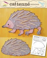 Roly-Poly Echidna