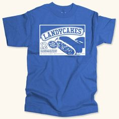 Landycakes (for Chris Morrell)