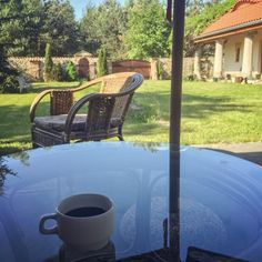It's #coffeetime  #arabica #black #aeropress #coffee #summer http://ift.tt/1Vbg53z