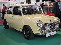 Morris Mini Cooper S 1275 Mk II [ADO20]