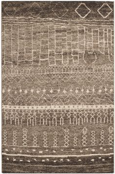Tunisia Brown Rug