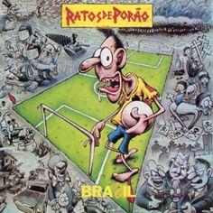 Capa do álbum Brasil