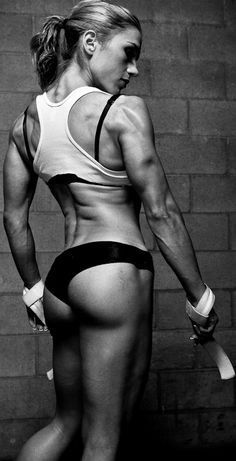 glute action
