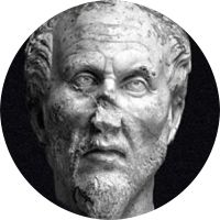 God is not external to anyone but is present with all things though they are ignorant that he is so. - Plotinus http://ift.tt/1qwYdn9  #Plotinus