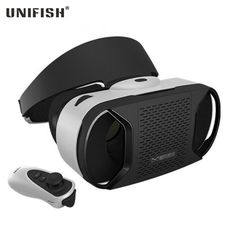 """Find More 3D Glasses/ Virtual Reality Glasses Information about VR Baofeng Mojing 4 Virtual Reality 3D Glasses VR Google cardboard IV 3D BOX Helmet For 4.7 5.5"""" Smartphone+Bluetooth Controller,High Quality headset hd,China glasses american Suppliers, Cheap glasses plastic from UNIFISH Store on Aliexpress.com"""