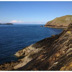 The stunning Anglesey coast