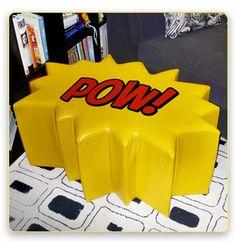 Pow! table