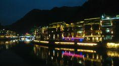 Rio nocturno