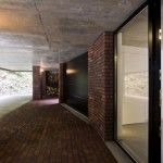 Marc Macken buitenkamers in design woning