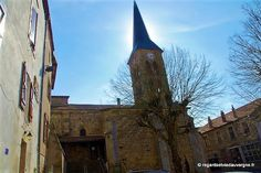 .Regards et Vie d'Auvergne, le blog de l'Auvergne.: Visitons l'Auvergne : Sauxillanges dans le Puy-de-...