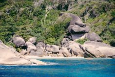 Similan Islands Nationalpark, Phuket