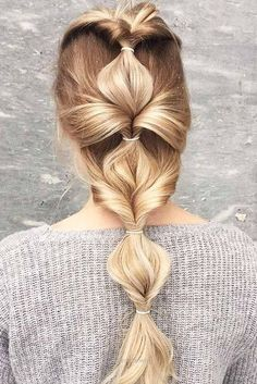 Nice Are you looking for easy quick hairstyles that can make your mornings less busy and stressful? We have picked some easy quick hairstyles. The post Are you looking ..