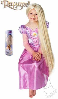 Peluca Rapunzel de Disney