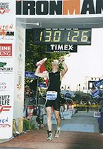 Clive Cartlidge - EBOOST Athlete & Ironman Competitor
