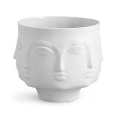 Modern Pottery   Dora Maar Decorative Porcelain Bowl   Jonathan Adler