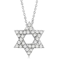 Uniquepedia.com - Diamond Star of David Pendant and 16 inch Chain for Ladies Prong Set in 14k White Gold 0.17ct, $539.86 (http://www.uniquepedia.com/diamond-star-of-david-pendant-and-16-inch-chain-for-ladies-prong-set-in-14k-white-gold-0-17ct/)