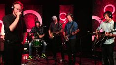 """The National perform """"This Is the Last Time"""" in Studio Q"""