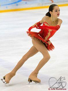 Evgenia Medvedeva SP for 2013/2014 Season