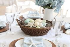 easter decor in the bahamas