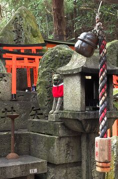 Fushimi - Inari Shrine - Kyoto, Japan