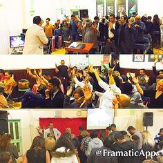 Tempo Especial com os Irmãos da         The Lord is Our Justice Church - London Uk  Pr Ed. Hoje Vidas Se entregaram para Jesus - Glória Deus