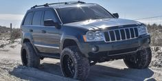 nightshade wk | REVKIT Jeep Wk, 2007 Jeep Grand Cherokee, Vehicles, Trucks, Cars, Truck, Autos, Car, Track