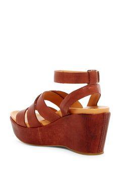 Amber Wedge Sandal by Kork-Ease on @nordstrom_rack