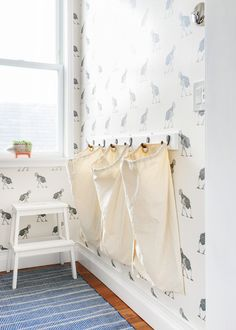 MUST DO THIS IN LAUNDRY ROOM!