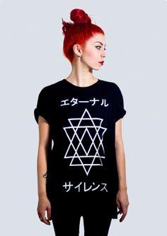 Eternal Tshirt #revolutiontomorrow