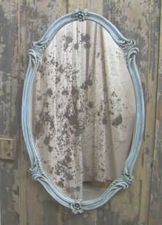 "vintage mirror-- for ""Alice in Wonderland"" through the looking glass photo"
